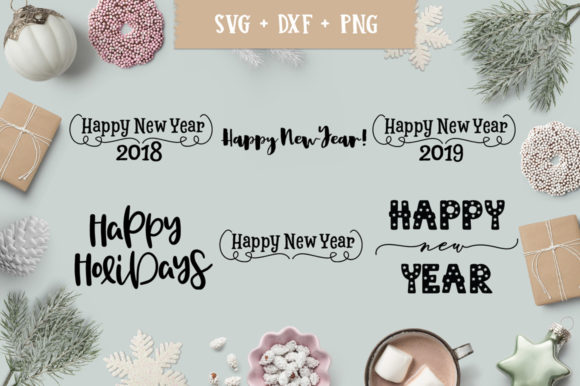 Christmas/Holiday Quotes SVG Bundle Graphic Crafts By freelingdesignhouse - Image 3