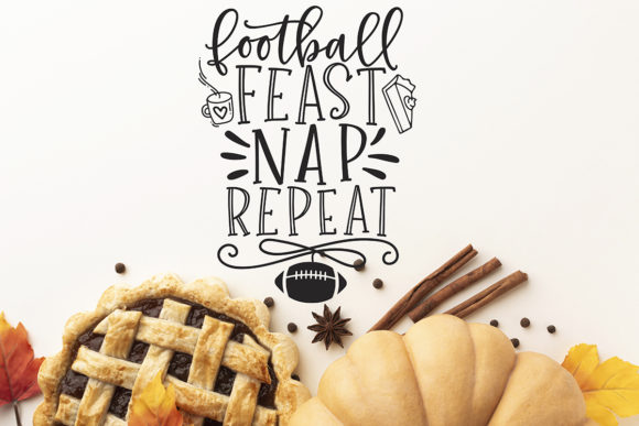 Print on Demand: Thanksgiving Bundle Fall Quotes Graphic Crafts By freelingdesignhouse - Image 5