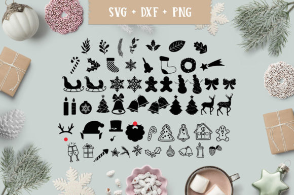 Christmas/Holiday Quotes SVG Bundle Graphic Crafts By freelingdesignhouse - Image 9