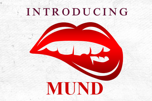 Print on Demand: Mund Dingbats Font By vladimirnikolic