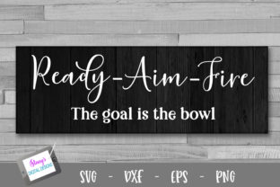 Download Free Ready Aim Fire Bathroom Sign Svg Graphic By for Cricut Explore, Silhouette and other cutting machines.