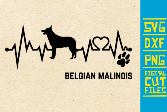 Download Free Belgian Malinois Dog Svg Graphic By Svgyeahyouknowme Creative for Cricut Explore, Silhouette and other cutting machines.