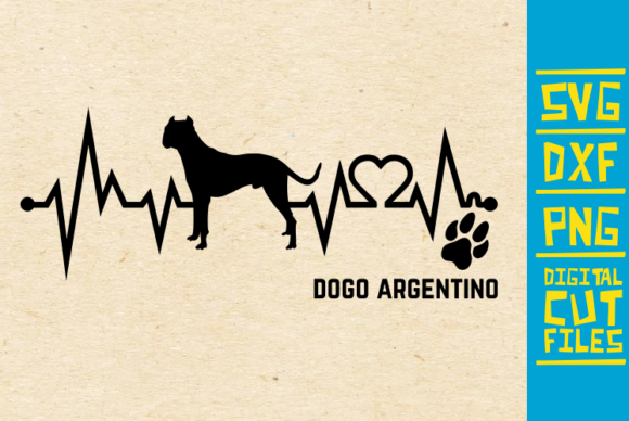 Download Free Dogo Argentino Dog Svg Graphic By Svgyeahyouknowme Creative Fabrica for Cricut Explore, Silhouette and other cutting machines.