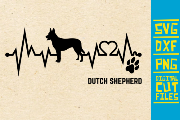 Dutch Shepherd Do Svg Graphic By svgyeahyouknowme