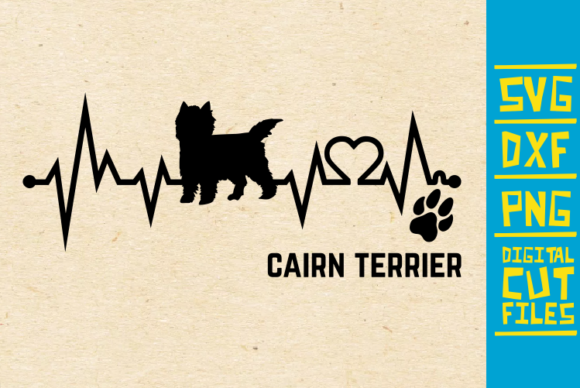 Download Free Cairn Terrier Dog Svg Graphic By Svgyeahyouknowme Creative Fabrica for Cricut Explore, Silhouette and other cutting machines.