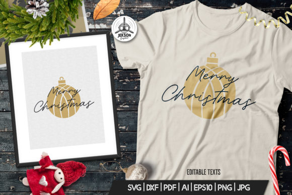 Download Free Funny Christmas T Shirt Vector Print Graphic By Jeksongraphics for Cricut Explore, Silhouette and other cutting machines.