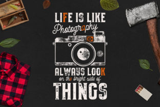Download Free Photography Print Design Retro Svg Graphic By Jeksongraphics for Cricut Explore, Silhouette and other cutting machines.