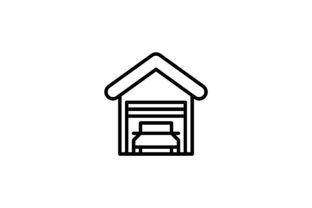 Download Free Smart House Icon Graphic By Martellucia Creative Fabrica SVG Cut Files