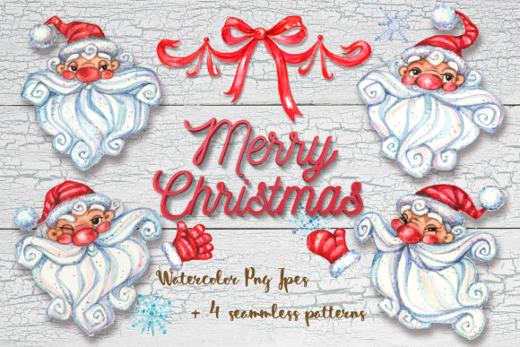 Download Free Merry Christmas Graphic By Grigaola Creative Fabrica for Cricut Explore, Silhouette and other cutting machines.