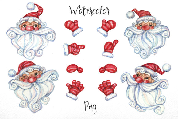 Merry Christmas. Graphic Illustrations By grigaola - Image 2