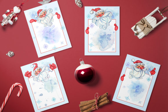 Merry Christmas. Graphic Illustrations By grigaola - Image 8