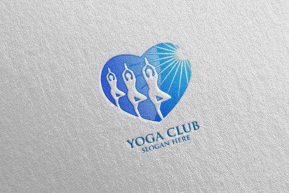 Download Free Yoga And Spa Lotus Flower Logo 52 Graphic By Denayunecf for Cricut Explore, Silhouette and other cutting machines.