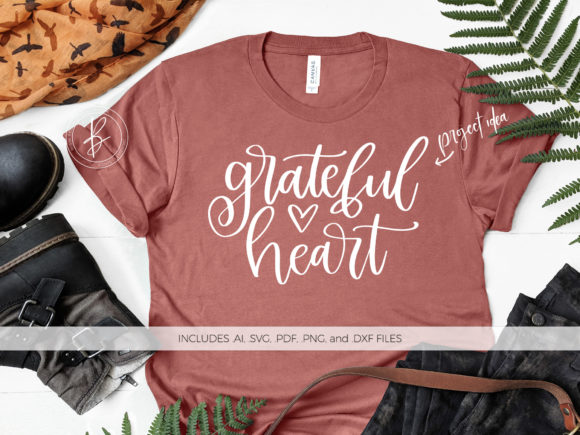 Print on Demand: Grateful Heart Graphic Crafts By BeckMcCormick