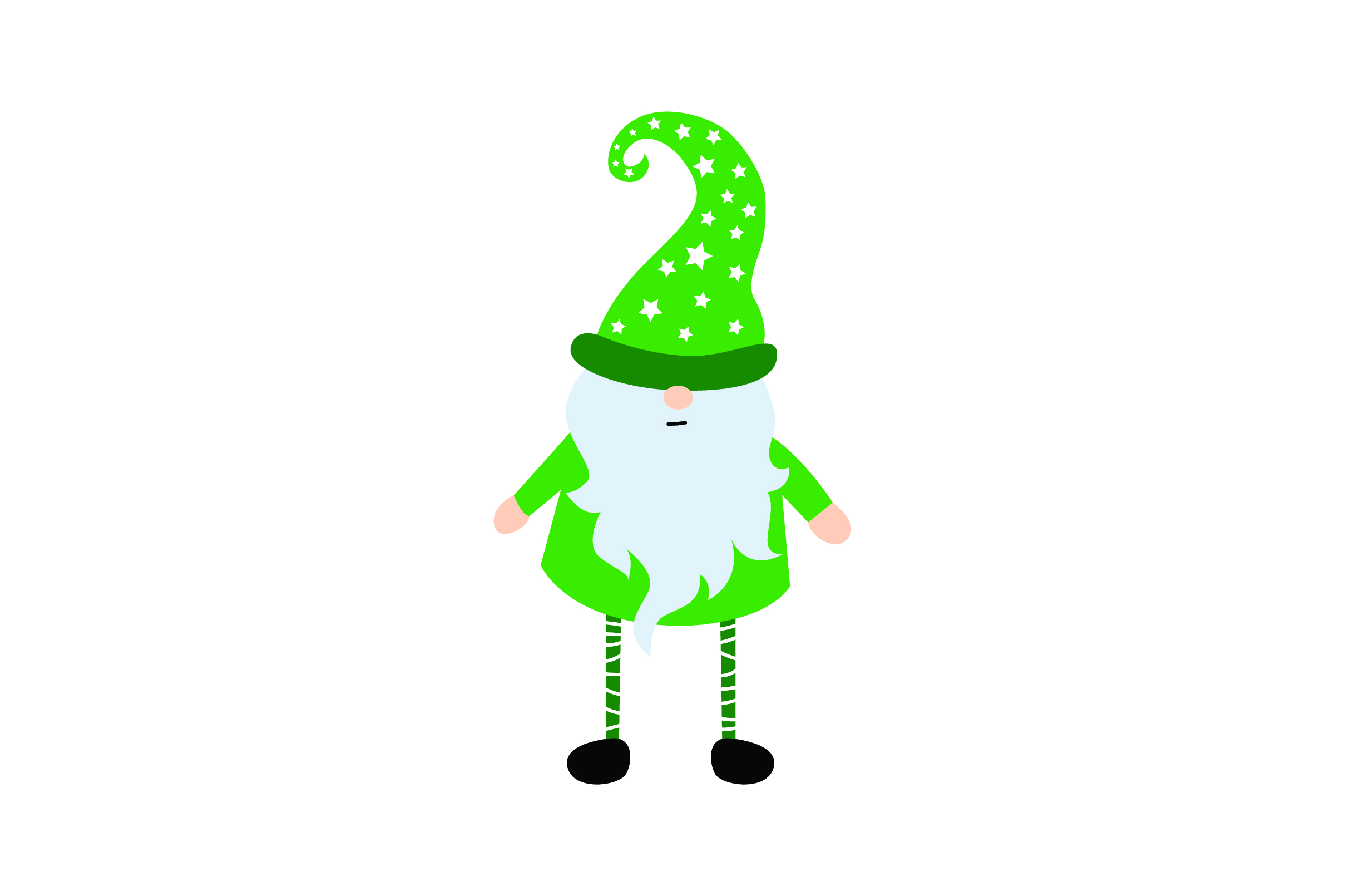 Download Free Scandinavian Green Gnome Svg Cut File By Creative Fabrica Crafts Creative Fabrica for Cricut Explore, Silhouette and other cutting machines.