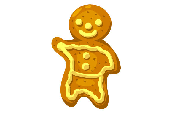 Download Free Ginger Bread Man Svg Cut File By Creative Fabrica Crafts for Cricut Explore, Silhouette and other cutting machines.