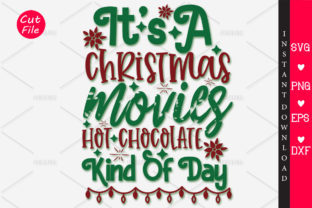 Download Free Its A Christmas Movies Hot Svg Graphic By Orindesign Creative for Cricut Explore, Silhouette and other cutting machines.