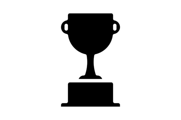 Print on Demand: Trophy Graphic Icons By khld939