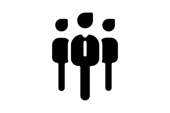 Print on Demand: Businessman Graphic Icons By khld939 - Image 1