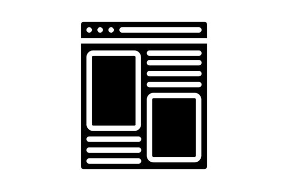 Print on Demand: Web Page Graphic Icons By khld939