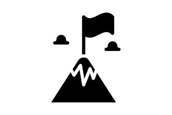 Print on Demand: Flag Graphic Icons By khld939