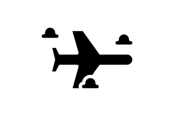 Print on Demand: Flight Graphic Icons By khld939
