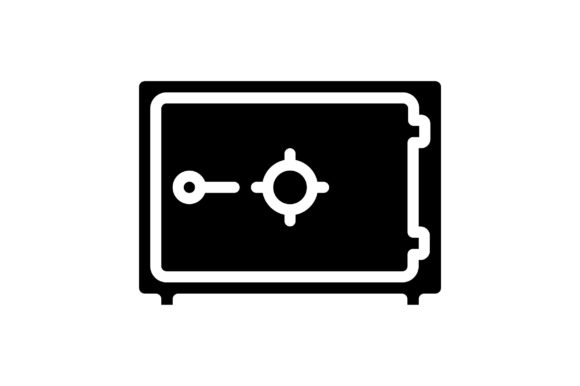 Print on Demand: Locker Graphic Icons By khld939