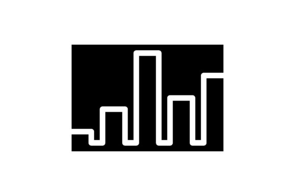 Print on Demand: Graph Graphic Icons By khld939