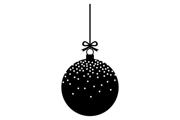 Download Free Christmas Ornament Svg Cut File By Creative Fabrica Crafts for Cricut Explore, Silhouette and other cutting machines.