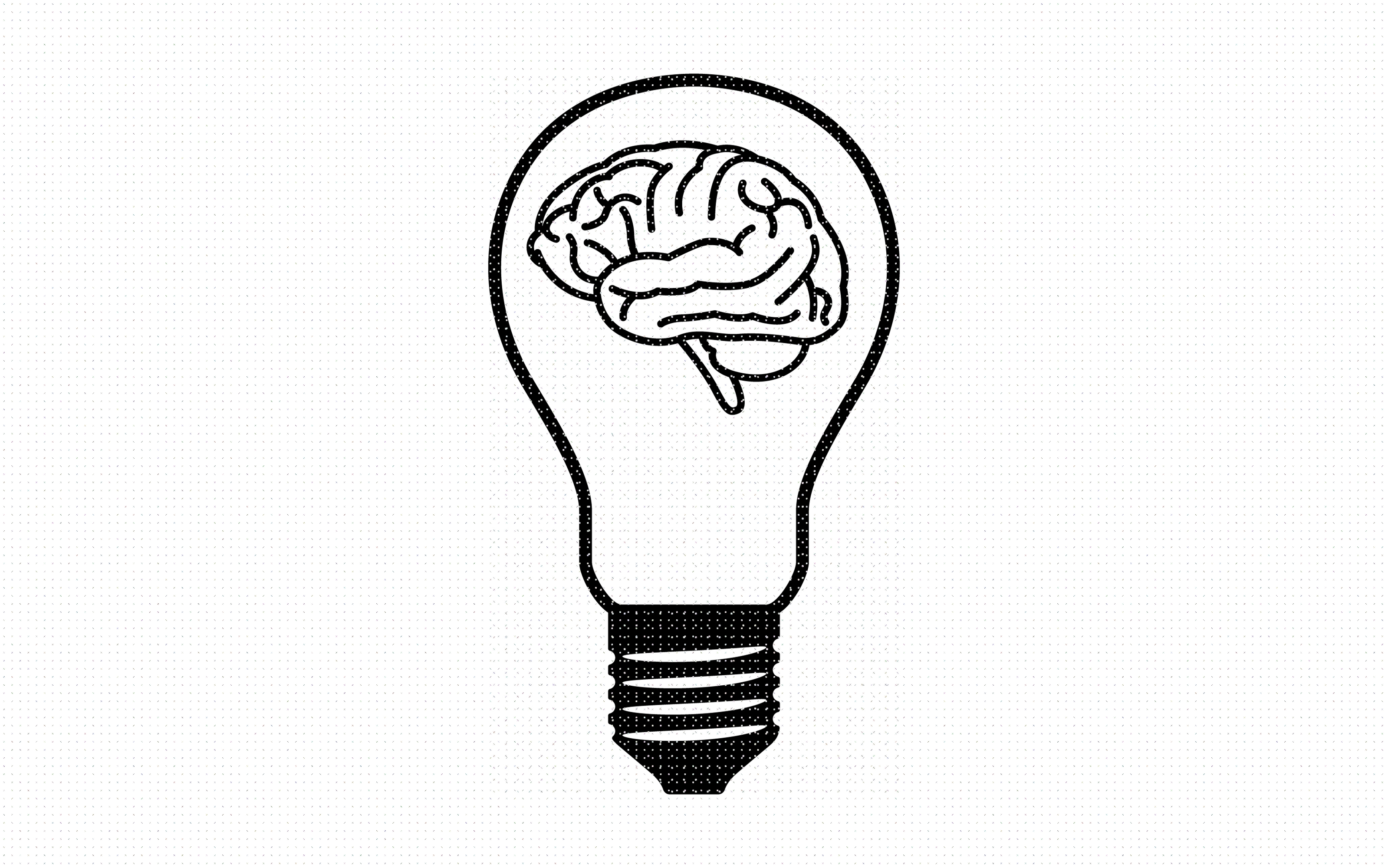 Download Free Brain Inside A Light Bulb Graphic By Crafteroks Creative Fabrica for Cricut Explore, Silhouette and other cutting machines.