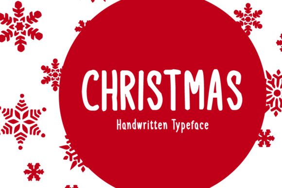Print on Demand: Christmas Display Font By Imposing Fonts