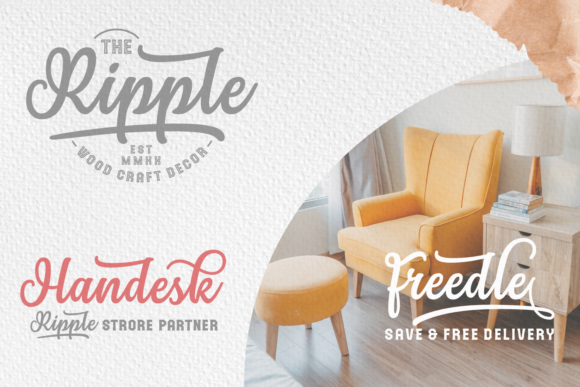 Print on Demand: Pre Script & Handwritten Font By Situjuh - Image 6