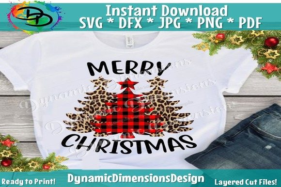 Print on Demand: Merry Christmas Graphic Crafts By dynamicdimensions