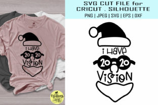 Download Free I Have 2020 Vision Graphic By Midmagart Creative Fabrica for Cricut Explore, Silhouette and other cutting machines.