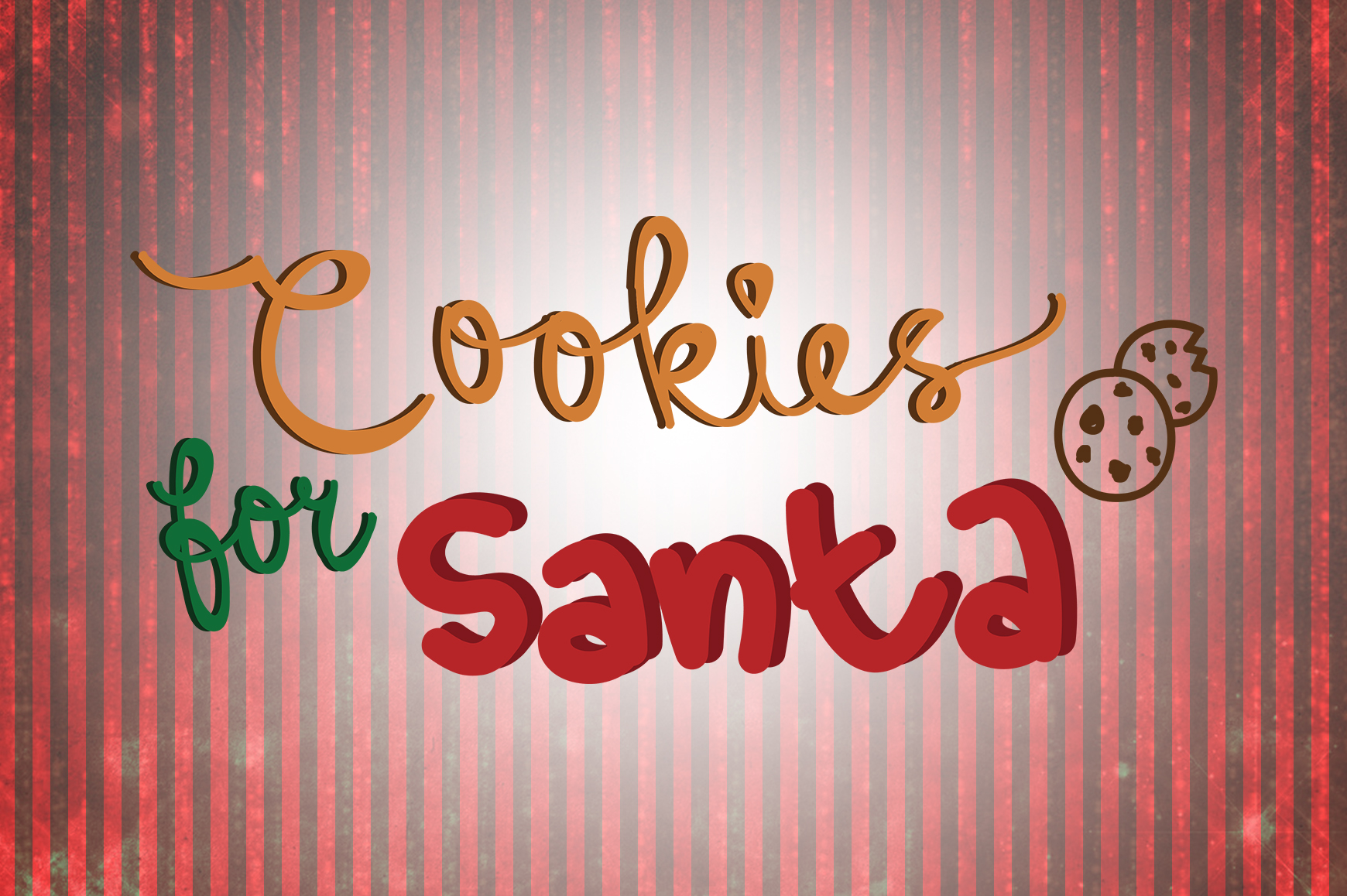 Download Free Cookies For Santa Christmas Quotes Graphic By Wienscollection SVG Cut Files