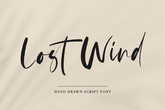 Print on Demand: 8 Vintage Script Fonts Font By Pasha Larin - Image 5