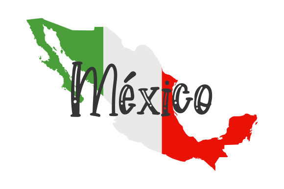 Download Free Mexican Map Svg Cut File By Creative Fabrica Crafts Creative for Cricut Explore, Silhouette and other cutting machines.