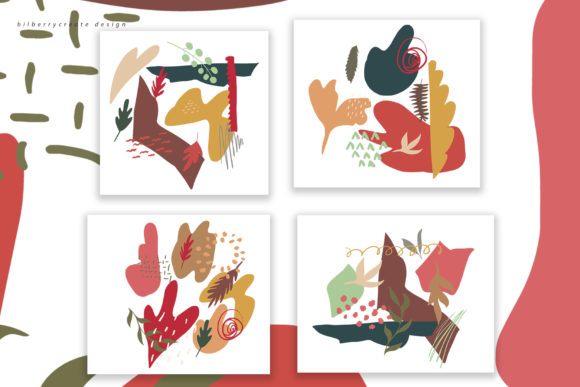 Autumn Colored Graphic Illustrations By BilberryCreate - Image 13