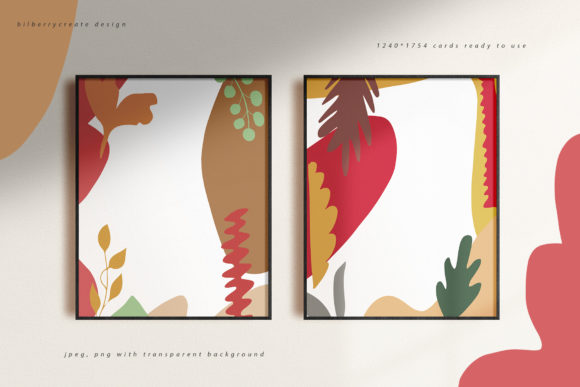 Autumn Colored Graphic Illustrations By BilberryCreate - Image 6