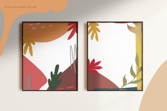 Autumn Colored Graphic Illustrations By BilberryCreate - Image 7