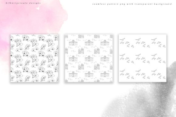 La Tendresse Graphic Illustrations By BilberryCreate - Image 9