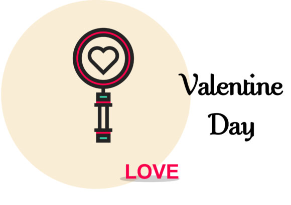 Download Free Love Valentine Day Graphic By Raihan Kucluk Creative Fabrica for Cricut Explore, Silhouette and other cutting machines.