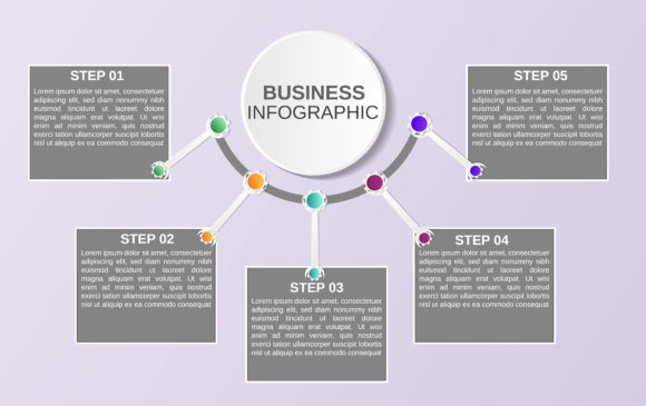 Business Infographic Graphic Infographics By nainggig