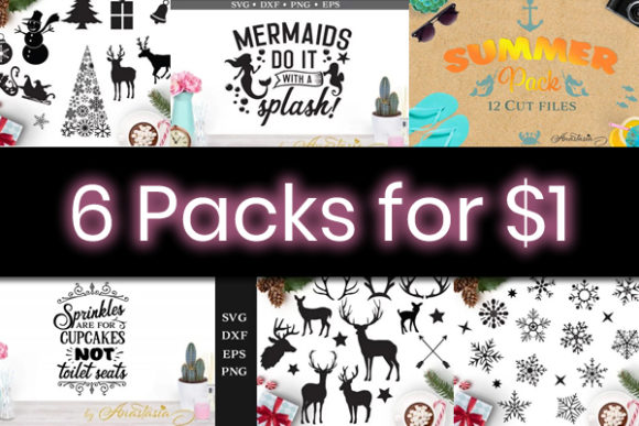 6 Charismatic Graphics Bundle Graphic By Nerd Mama Cut Files