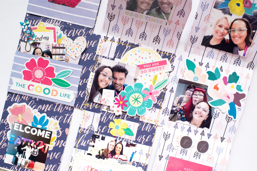 Download Free Five Fantastic Latin American Scrapbookers You Should Get To Know for Cricut Explore, Silhouette and other cutting machines.