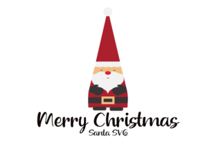 Download Free Santa Cone Graphic By Am Digital Designs Creative Fabrica for Cricut Explore, Silhouette and other cutting machines.