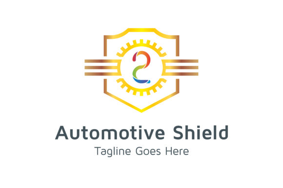 Automotive Shield Number 2 Graphic By Thehero Creative Fabrica