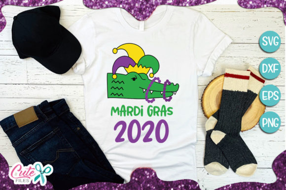 Mardi Gras 2020 Graphic Illustrations By Cute files