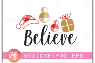 Print on Demand: Believe Graphic Print Templates By Designdealy