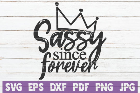 Sassy Bundle Graphic Crafts By MintyMarshmallows - Image 13