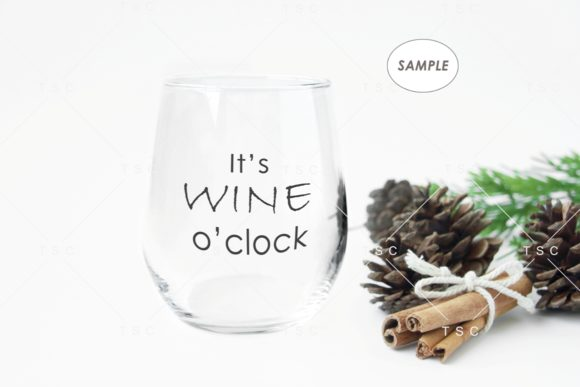 Download Free Stemless Wine Glass Mockup Graphic By Thesundaychic Creative for Cricut Explore, Silhouette and other cutting machines.